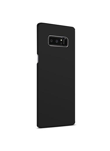 Microsonic Samsung Galaxy Note 8 Kılıf Premium Slim  Siyah